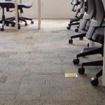 Carpete para sala comercial